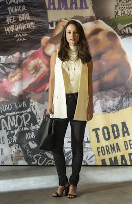 Lara (Rosane Muholland) será uma advogada 'workaholic', ambiciosa e competitiva em 'Malhação - Toda Forma de Amar