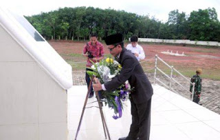 Supriono Ajak Warga Hormati Jasa Pahlawan