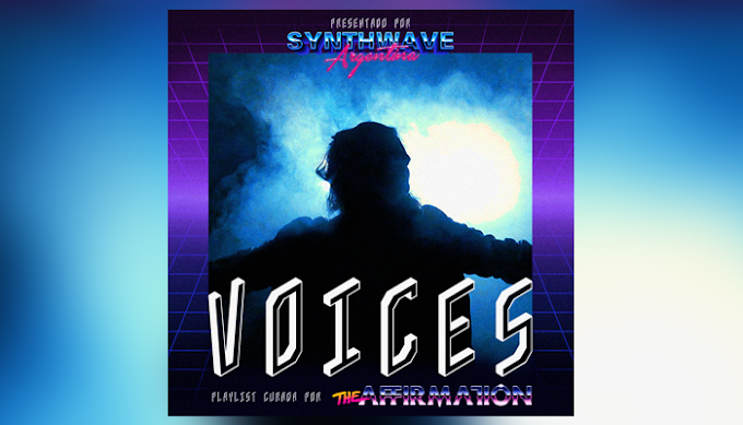 Synthwave Argentina: Voices - Playlist de Spotify