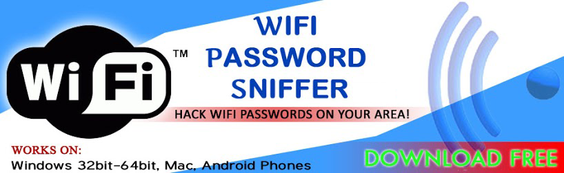 Hack For Free WiFi