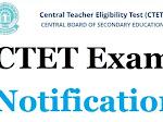CTET  مرکزی اساتذہ اہلیت ٹیسٹ رجسٹریشن کا عمل 20 سے شروع