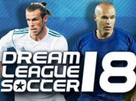 Dream League Soccer 2018 Mod Apk v5.00 Unlimited Coins