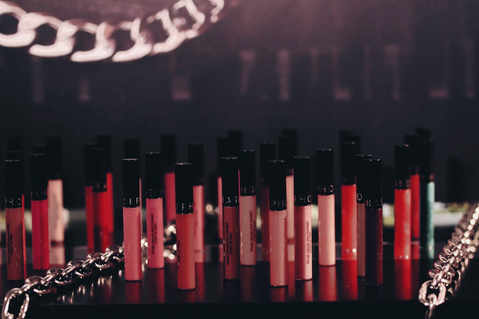 sephora rouge à lèvres liquide mat nouvelles teintes swatches