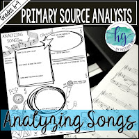Thumbail image of Analyzing Songs as  a Primary Source by History Gal