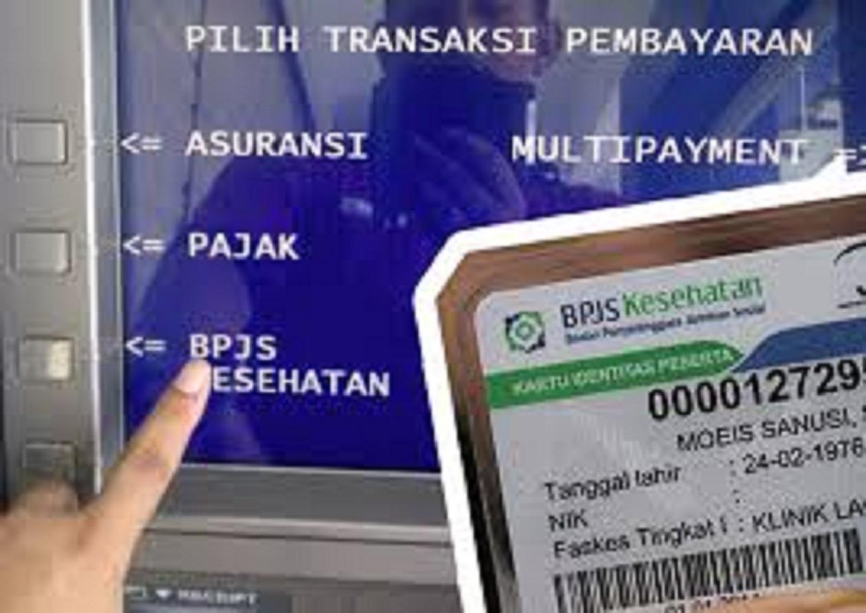 Cara Mudah Bayar BPJS Kesehatan Lewat Mesin  ATM BRI