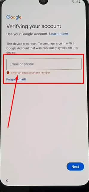 تخطى طلب الجيميل لجميع هواتف سامسونج | حذف جوجل اكونت
