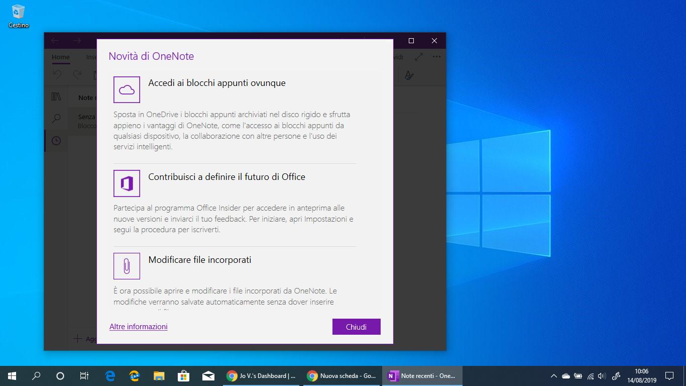OneNote-Windows-10-aggiornamento-agosto-19