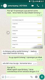 Ulah Keysha Customer Ojol Bikin Netizen Marah