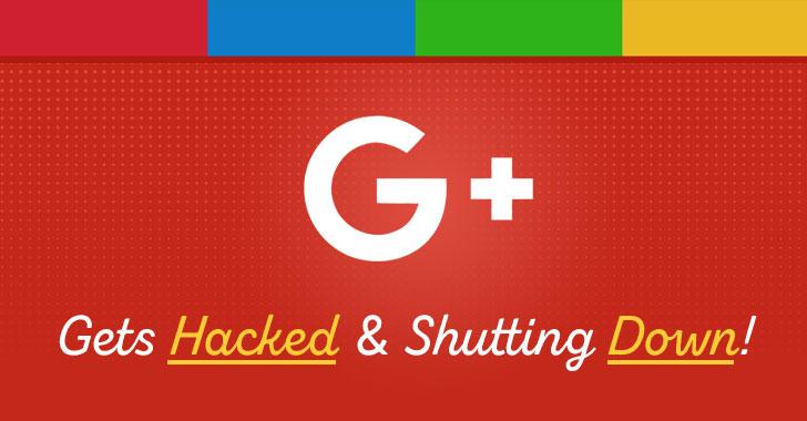 google plus account hacked