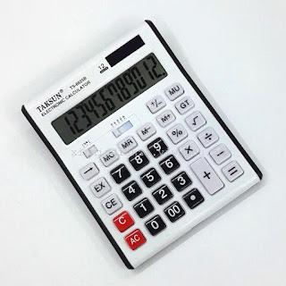 calcolatrice 12 cifre on tenck 33153