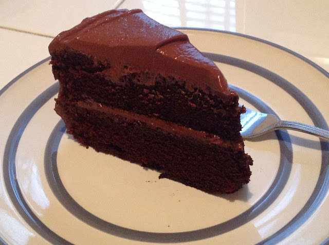How to Make Coca-Cola Cake - RictasBlog
