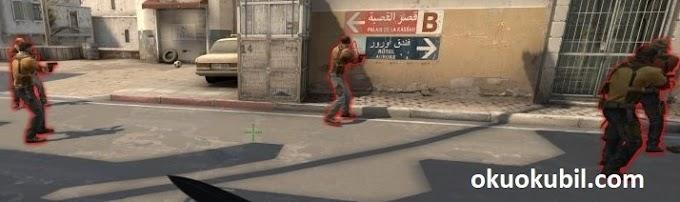 Counter Strike Glow ESP CSGO Hile İndir Haziran 2019