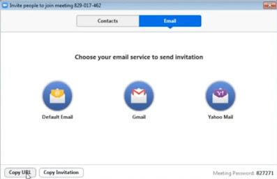 Tutorial menggunakan aplikasi zoom meeting pada komputer atau android