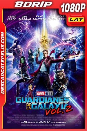 Guardianes de la galaxia Vol 2 (2017) 1080p BDrip Latino – Ingles