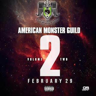 Track: American Monster Guild - American Monster Guild Volume 2