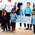Crianças mortas em incêndio em Samambaia são homenageadas