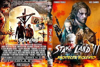 Filme Anoitecer Violento 2 (Stake Land II) DVD Capa
