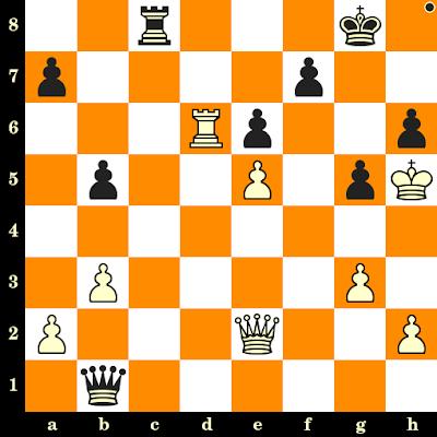 Les Noirs jouent et matent en 3 coups - Dawid Przepiorka vs Erich Eliskases, Hambourg, 1930