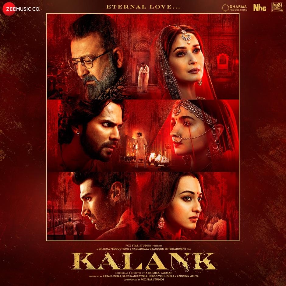 Pritam - Kalank (Original Motion Picture Soundtrack) [iTunes Plus