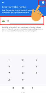 Update / Change Registered Mobile Number
