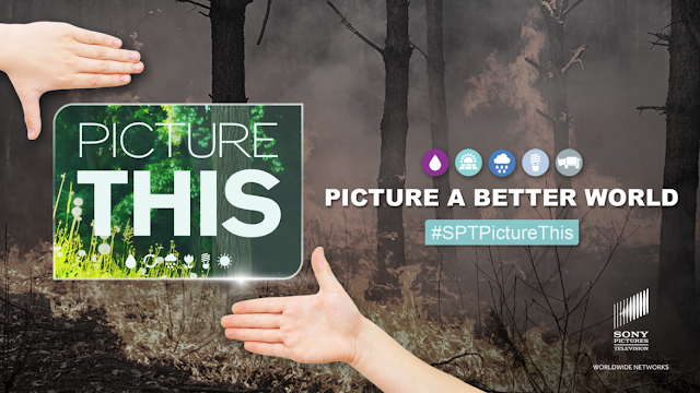 PICTURE THIS: an AXN Global Environmental Responsibility Campaign