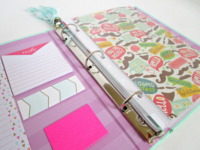 A Peek Inside My Academic Planner | How I use my planner to stay organized with classes in college from Courtney's Little Things