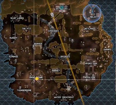 Best Loot Locations, Get Better Loot, Apex Legends, Landing Spots Map
