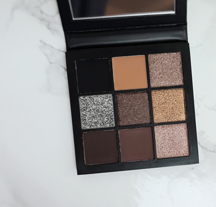 Huda Beauty Smokey Obsessions review