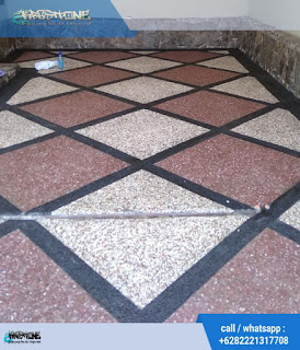 Batu sikat model diagonal terbaru
