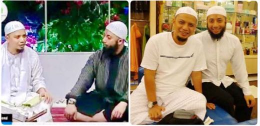 Inilah isi Curhatan Ustaz Khalid Basalamah kepada Ustaz Arifin Ilham