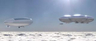 NASA quer construir cidades flutuantes próximas de Vênus