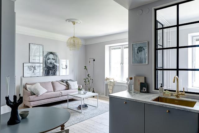 Pequeño Apartamento en Estocolmo
