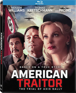 American Traitor: The Trial of Axis Sally [BD25] *Subtitulada