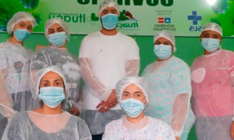Prefeitura de Ituaçu anuncia encerramento das atividades do centro da Covid-19