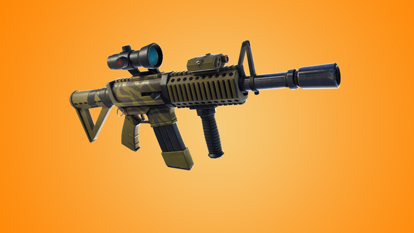 New Fortnite V4.4 Patch Notes
