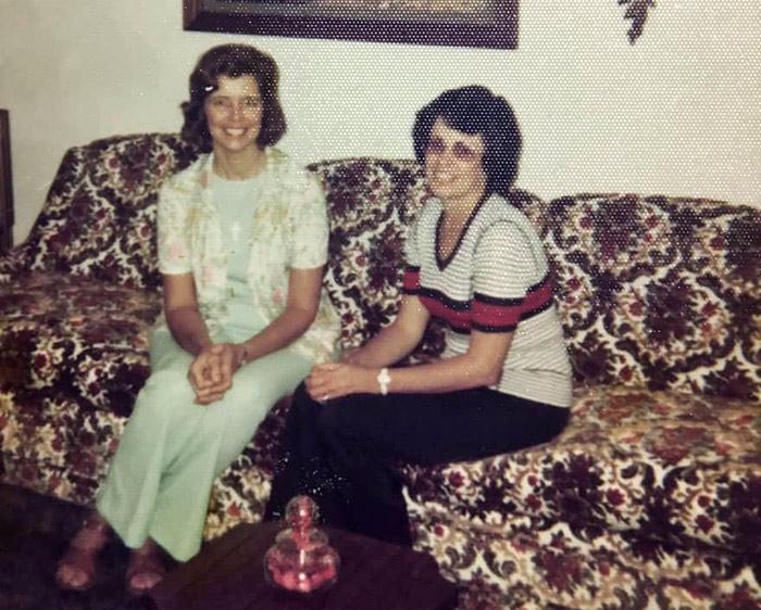 Lifelong Pen Pals, Marian and Lois