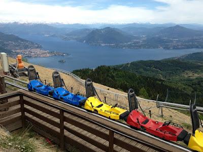Vacanze e gite in Piemonte - Divertimento - Alpyland