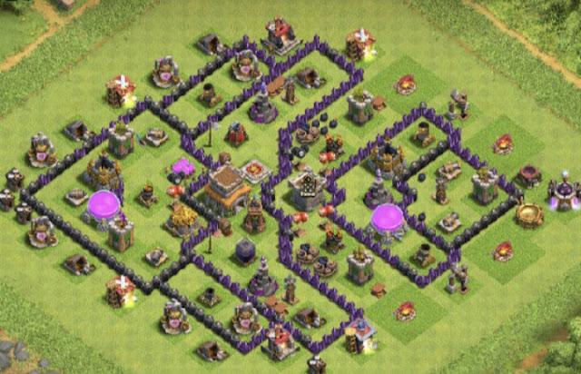 th8 war base anti everything