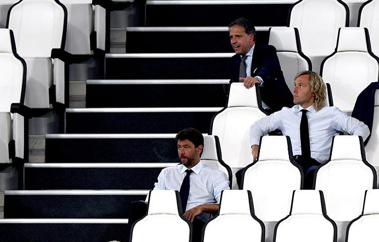 Fabio Paratici na izlaznim vratima Juventusa?