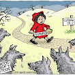 Little Red Riding Hood as a Political Tool