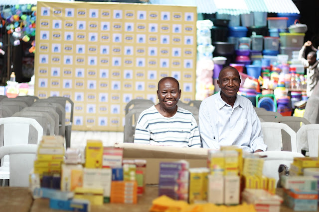 Giving Back: MTN Foundation takes healthcare to the markets