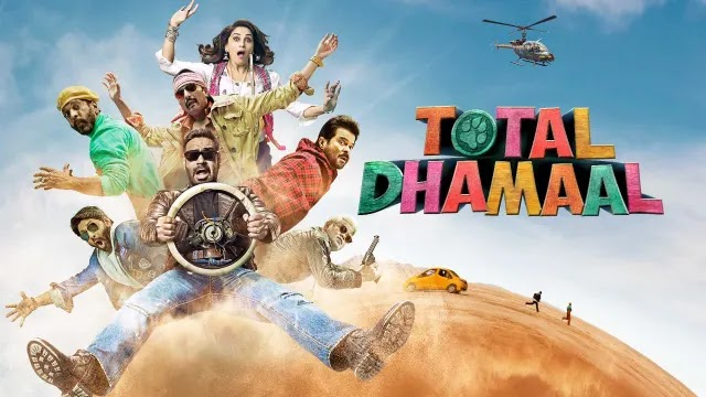 Total Dhamaal (2019) Full Movie Online Play & download