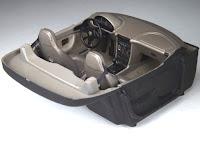 BMW Z3 roadster - tamiya 1/24 interior