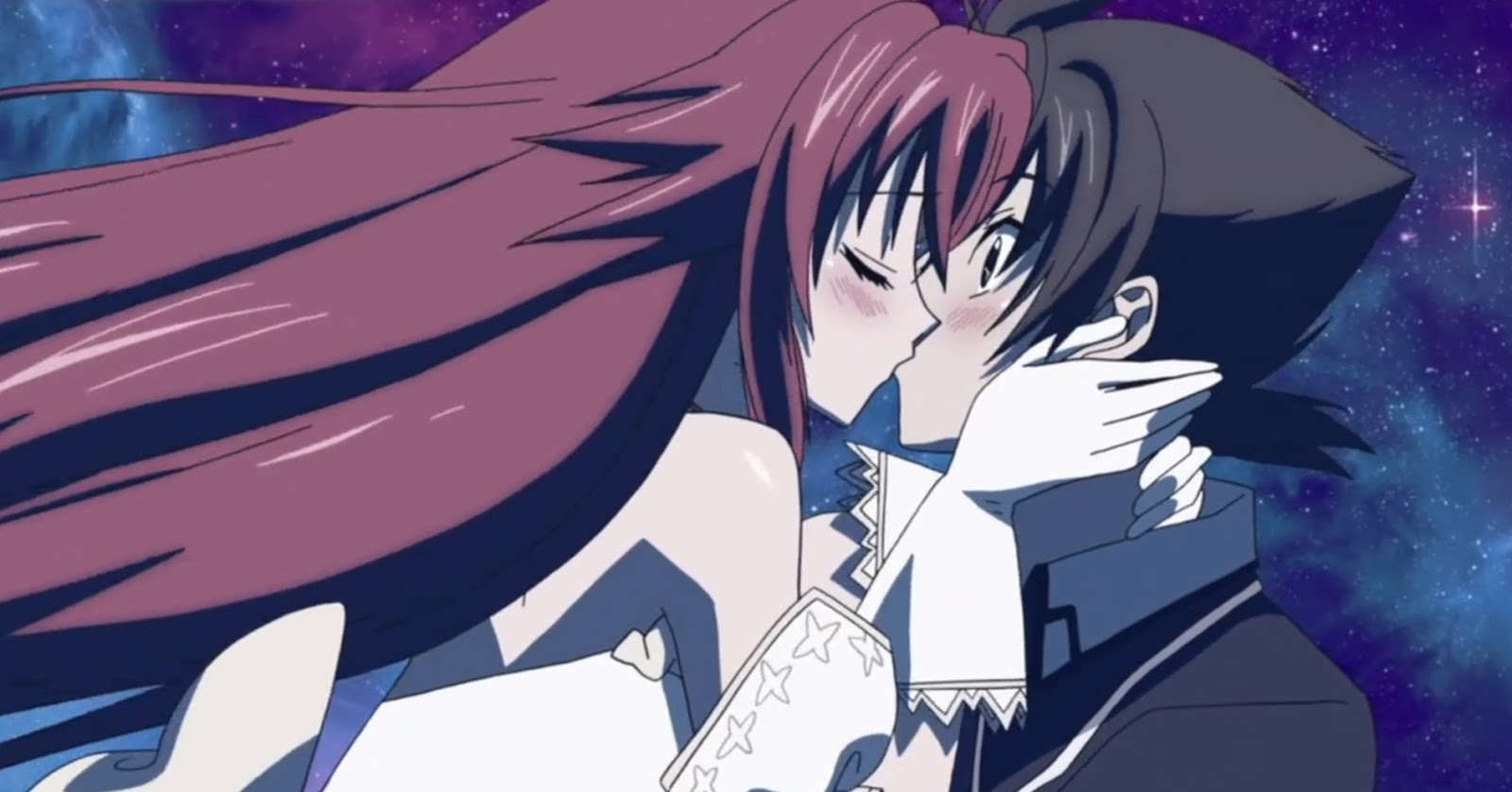 High School DxD Episodio 12