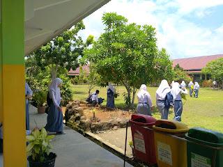Jalani UNBK Dengan Lancar Dan Tertib, Ini Kata Kepala Sekolah SMK 1 Batanghari !
