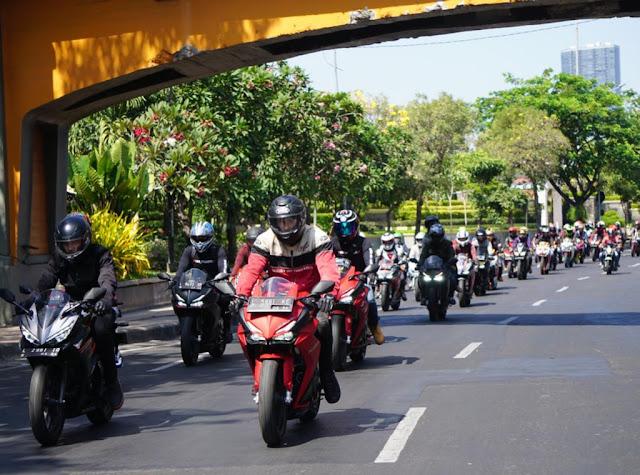 Honda Sport Motoshow Surabaya