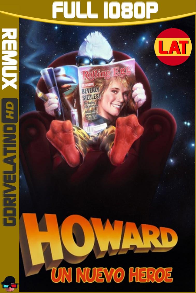Howard : El Pato (1986) BDRemux 1080p Latino-Ingles MKV