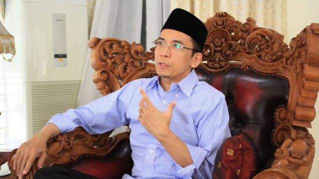 TGB Buka Suara soal Dukungannya kepada Jokowi hingga Pencoretan Namanya dari Daftar Capres PA 212