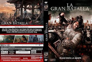CARATULALA GRAN BATALLA - THE GREAT BATTLE - 2018