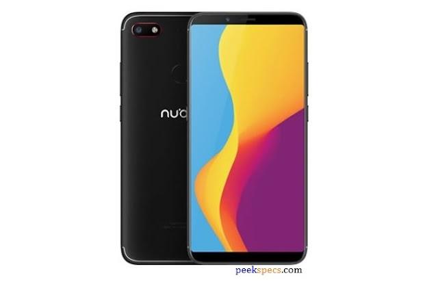 ZTE Nubia V18 Full Specs